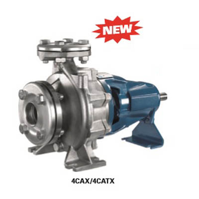 Máy bơm công nghiệp Pentax 4CAX/4CATX
