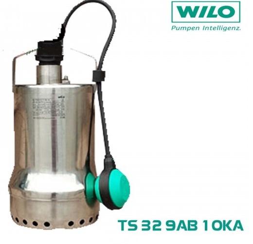 Máy bơm nước Wilo TS32/9A/B 10M KA