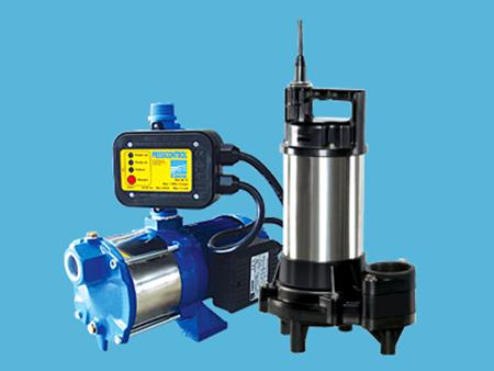 máy bơm nước ebara liên doanh