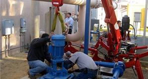 Sửa chữa máy bơm công nghiệp