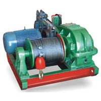 Tời điện kéo cáp JK1.6 tải trọng 1.6 tấn