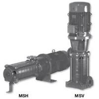 Máy bơm trục đứng Matra MS-B