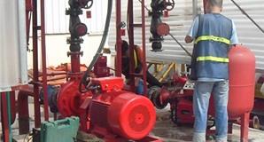 Máy bơm nước chữa cháy