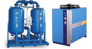 Những nguyên lý làm việc của máy sấy nén khí công nghiệp